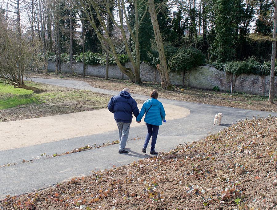 Promenade - Stephenson Garden