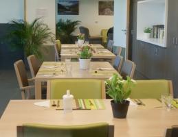 Le restaurant - Stephenson Garden