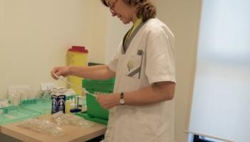 Notre infirmière en chef - Stephenson Garden