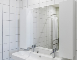 Salle de bain - Stephenson Garden
