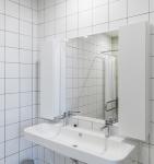 Salle de bain en chambre - Stephenson Garden
