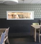La vue de la cuisine - Stephenson Garden