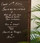 Le menu du jour - Stephenson Garden