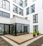 Maison de repos en Belgique - Stephenson Garden